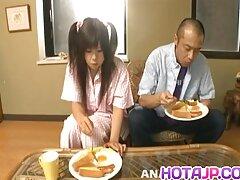 نوجوان ژاپنی پس از لعنتی با دو پسر عکس کیر تو کون زن ، در واژن مودار خود اسپرم می شود