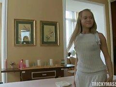 انگلیسی در دختر روسی با مشاعره الاستیک کاملاً بد بود و بعد آن مرد تصمیم گرفت یک درس را با استفاده از دیک کیرتوی کون دختر خود بیاموزد و او را زیر عبارات لازم لعنتی کند